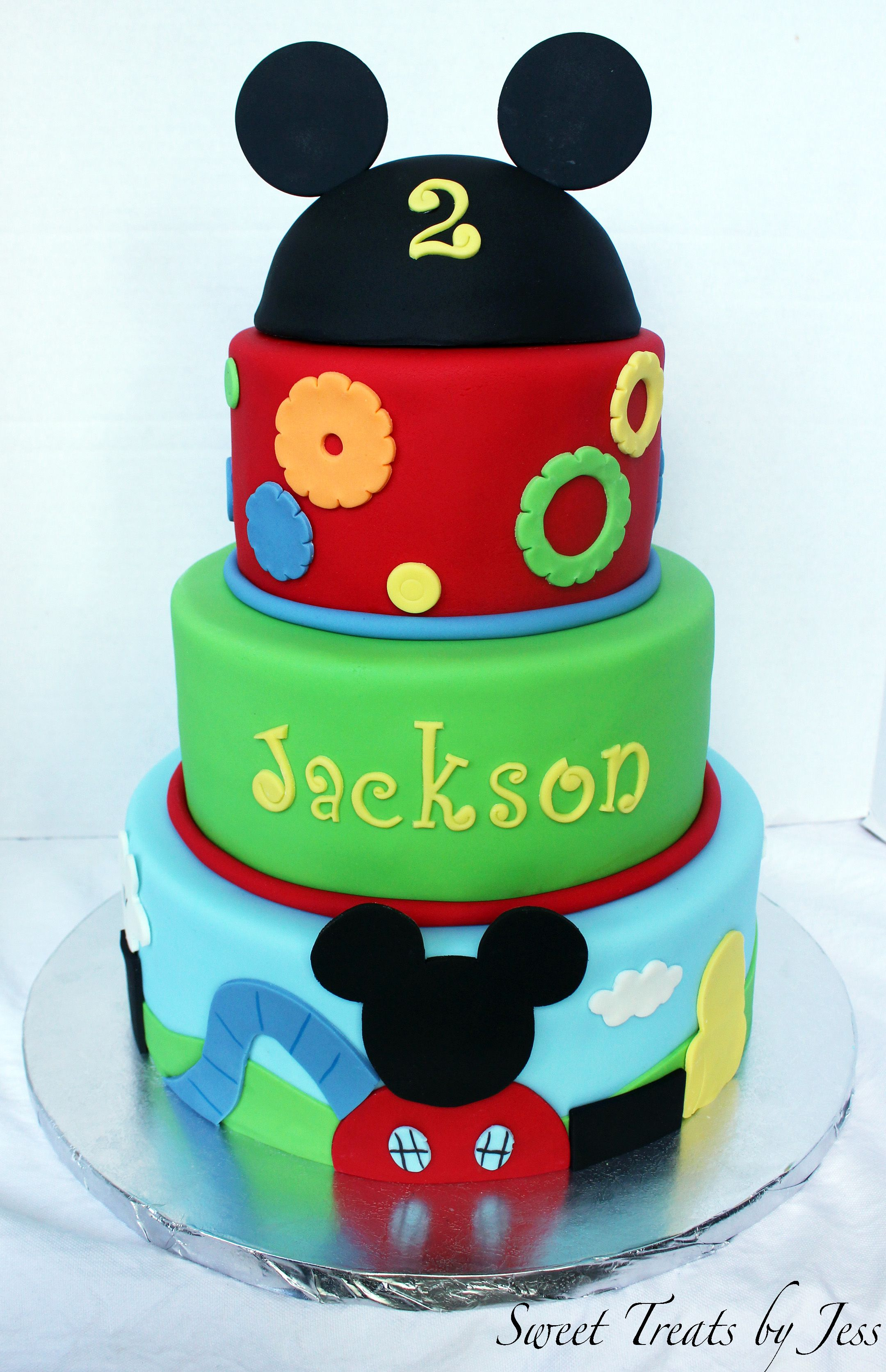 Kids Clubhouse Daycare Inc: Created For Jackson By Jessica Johnson Of Sweet Treats By