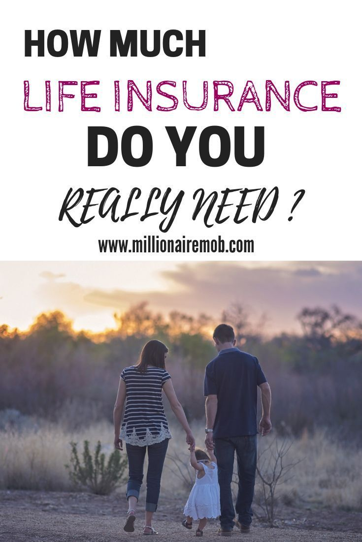 How Much Life Insurance Do You Really Need A Rule Of Thumb
