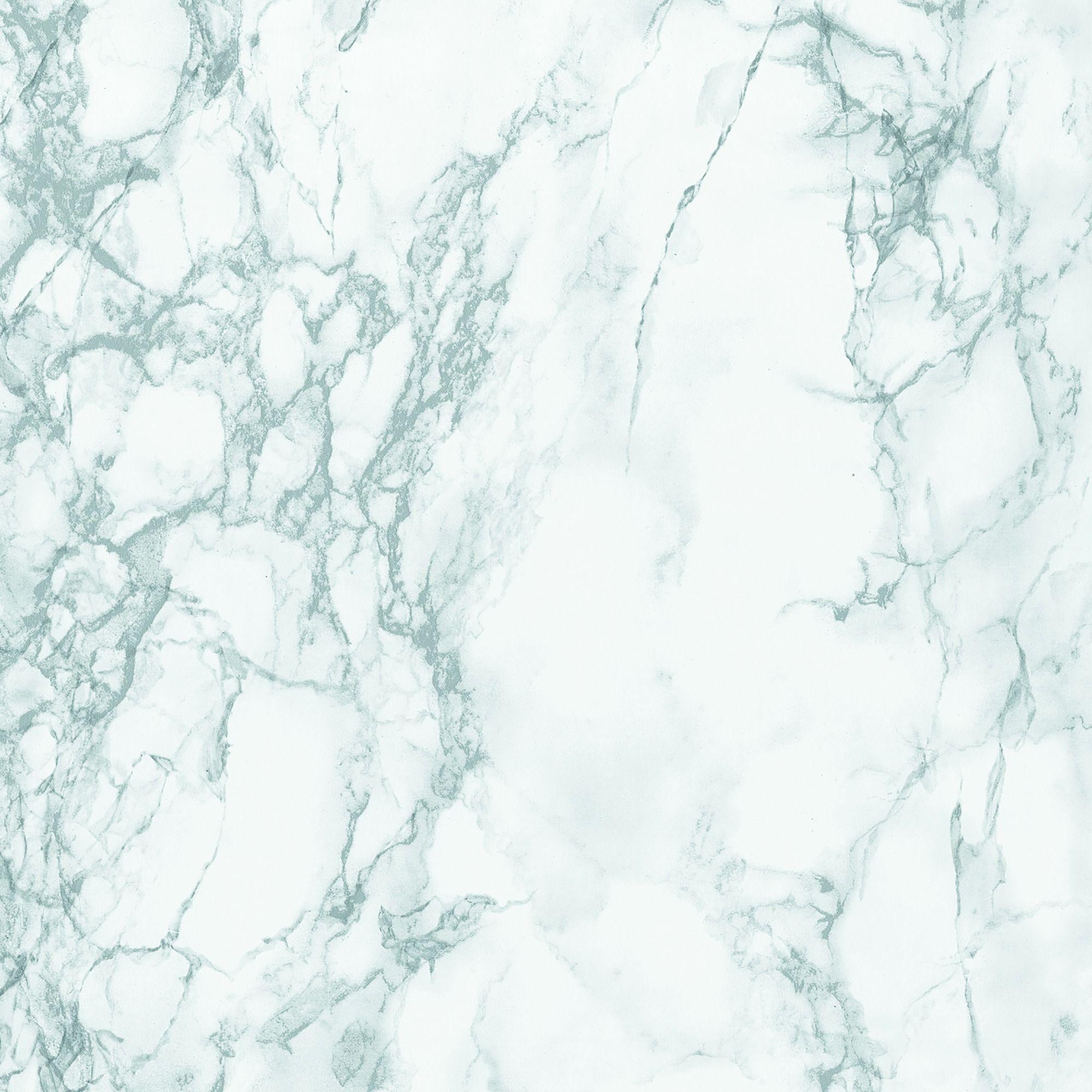 Karwei Decoratiefolie Marmer 200 X 45 Cm 346 0306 Zelfklevend Wit Marmer Grijs