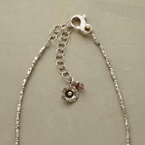 GARNETS AND MORE NECKLACE: View 3