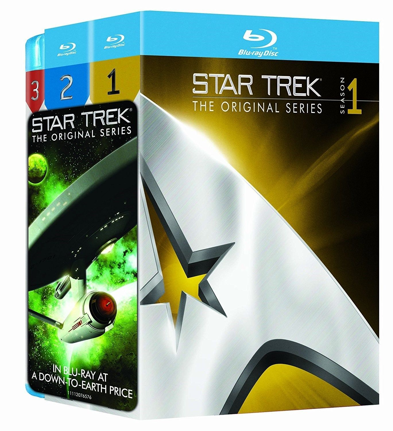 Star Trek - The Original Series: The Complete Series (Blu-ray Disc 2009) https://t.co/iNVevbo5Sc https://t.co/99mzqwdQnt