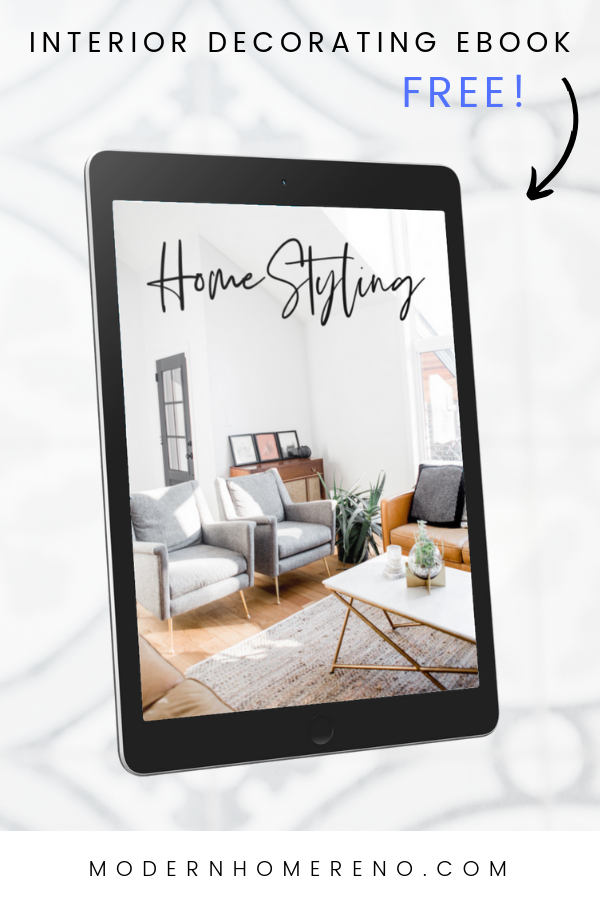 Home Styling Ebook Free Design Book Interior Decorating Interiordesign Freebook Homestyle