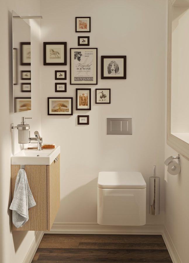 Baños pequeños | cuadros | Pinterest | Baño pequeño, Baño y Pequeños