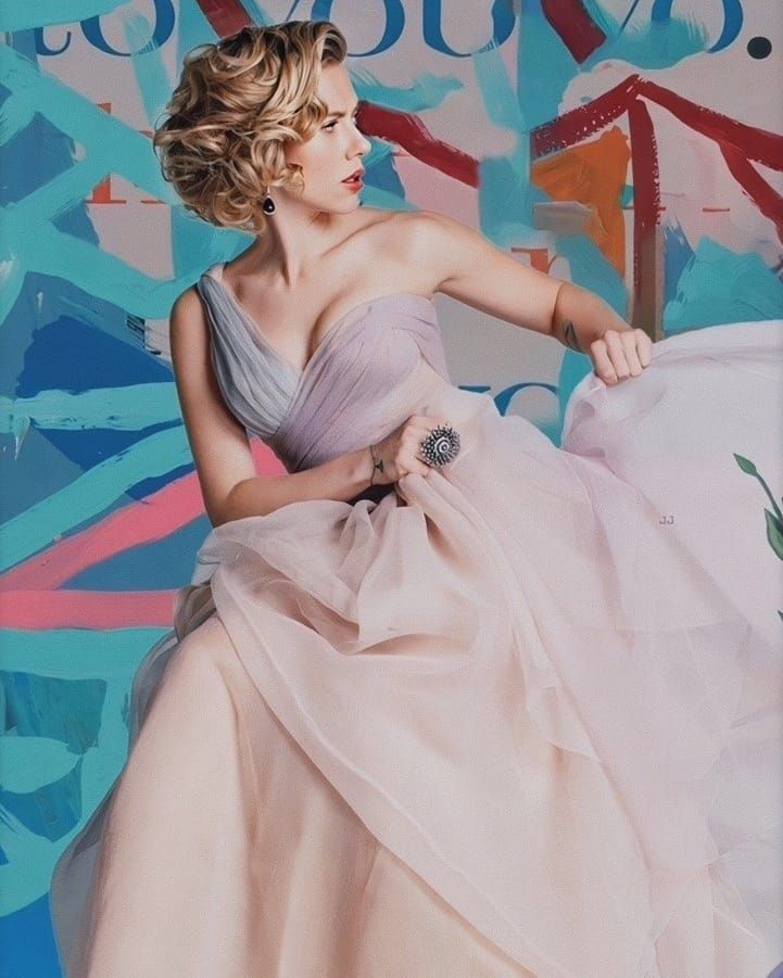 Scarlett Johansson for As If Magazine issue 15 ...