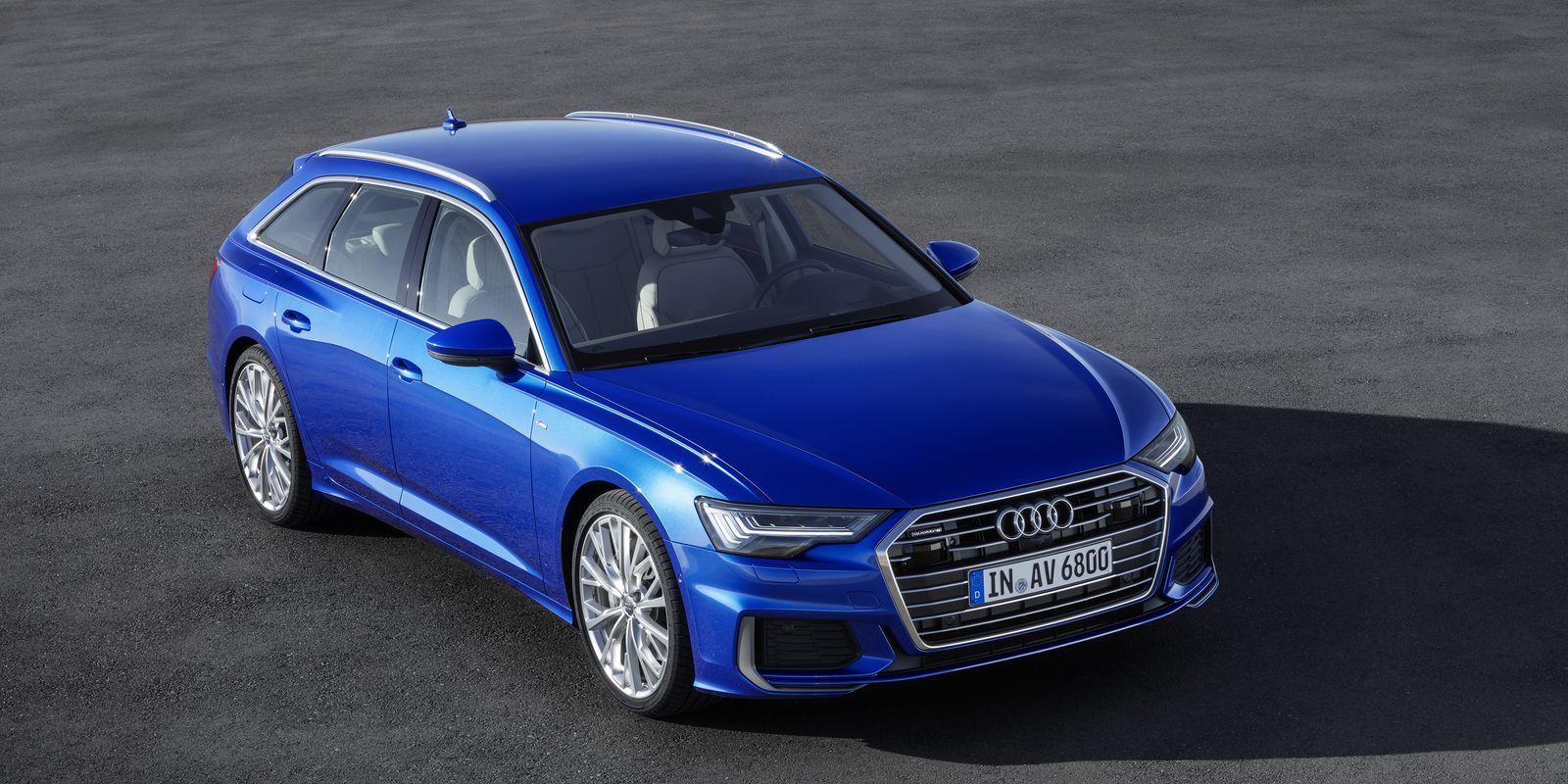 2019 Audi A6 Avant Is Beautiful Even If It Won T Come To The Us Audi A6 Avant Audi A6 A6 Avant