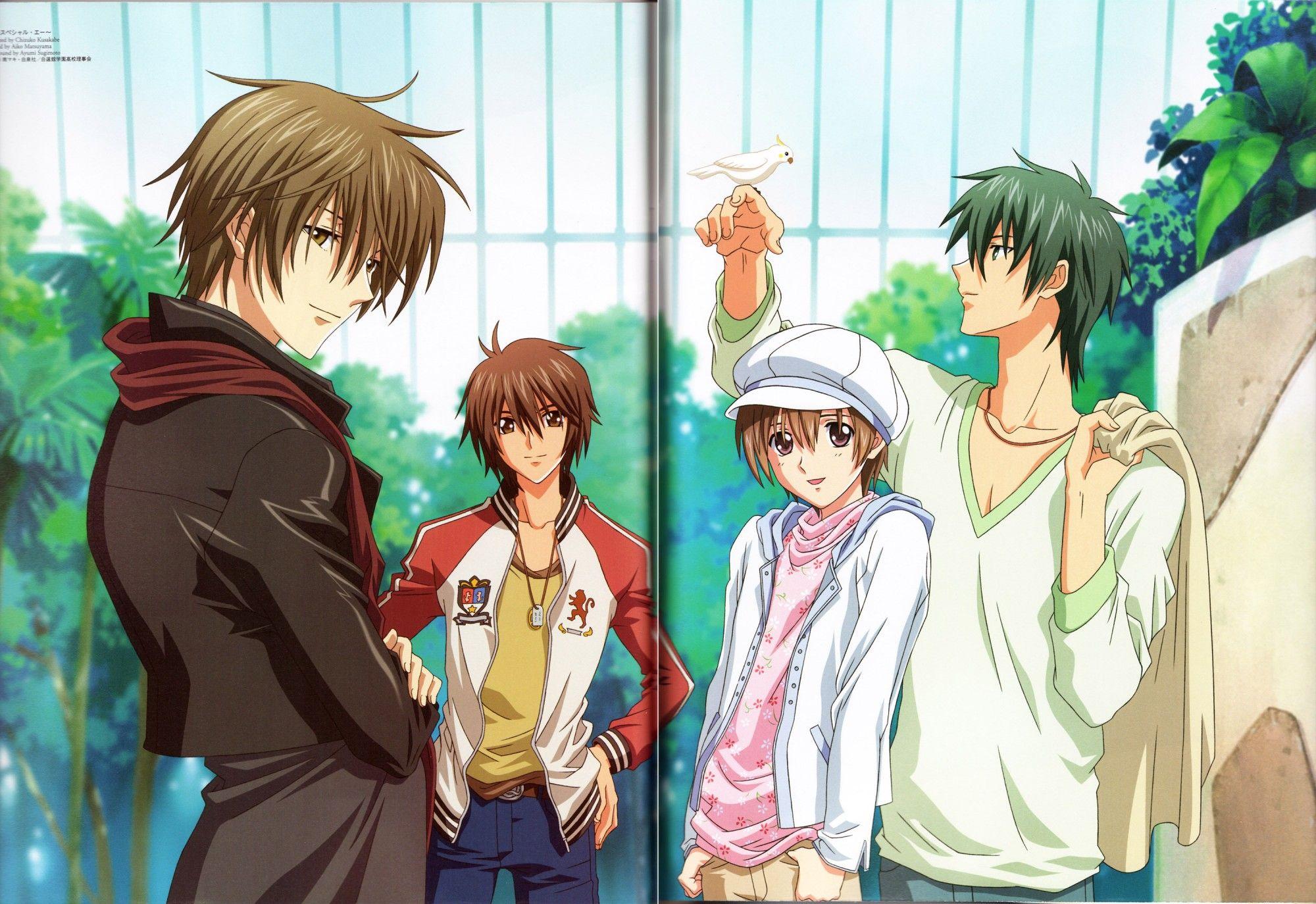 Special a Anime love Tags Anime, Special A, Karino
