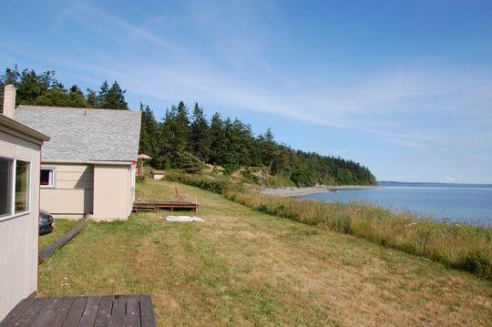 Marrowstone Beach Cottages - Nordland, WA - Read kid-friendly reviews of fun family activities at Trekaroo.com #Trekarooing