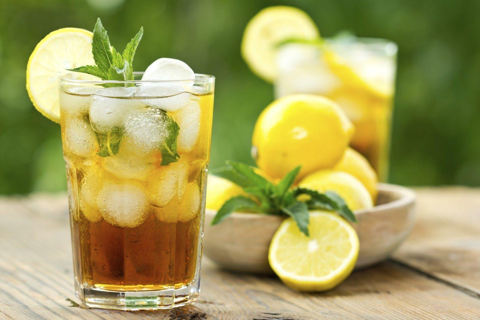 El té helado es una de las bebidas mas refrescantes y que mejor apaga nuestra sed, incluso en muchos países es la bebida estrella del verano.