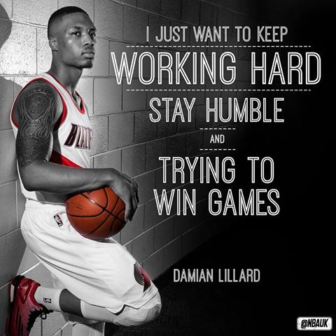 finest selection 3864b f503a Damian Lillard 59 points Franchise  Personal High 482017