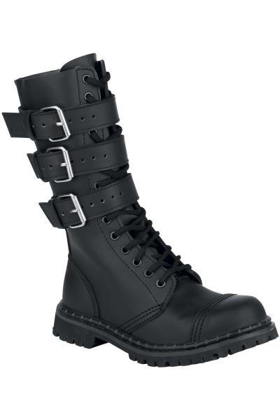 Zapatos negros Brandit para mujer Comprar barato exclusivo 0T5yy