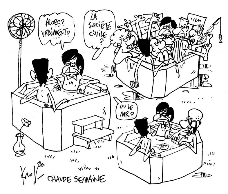 Le Kroll du jour sur les élections 2019 la coalition en