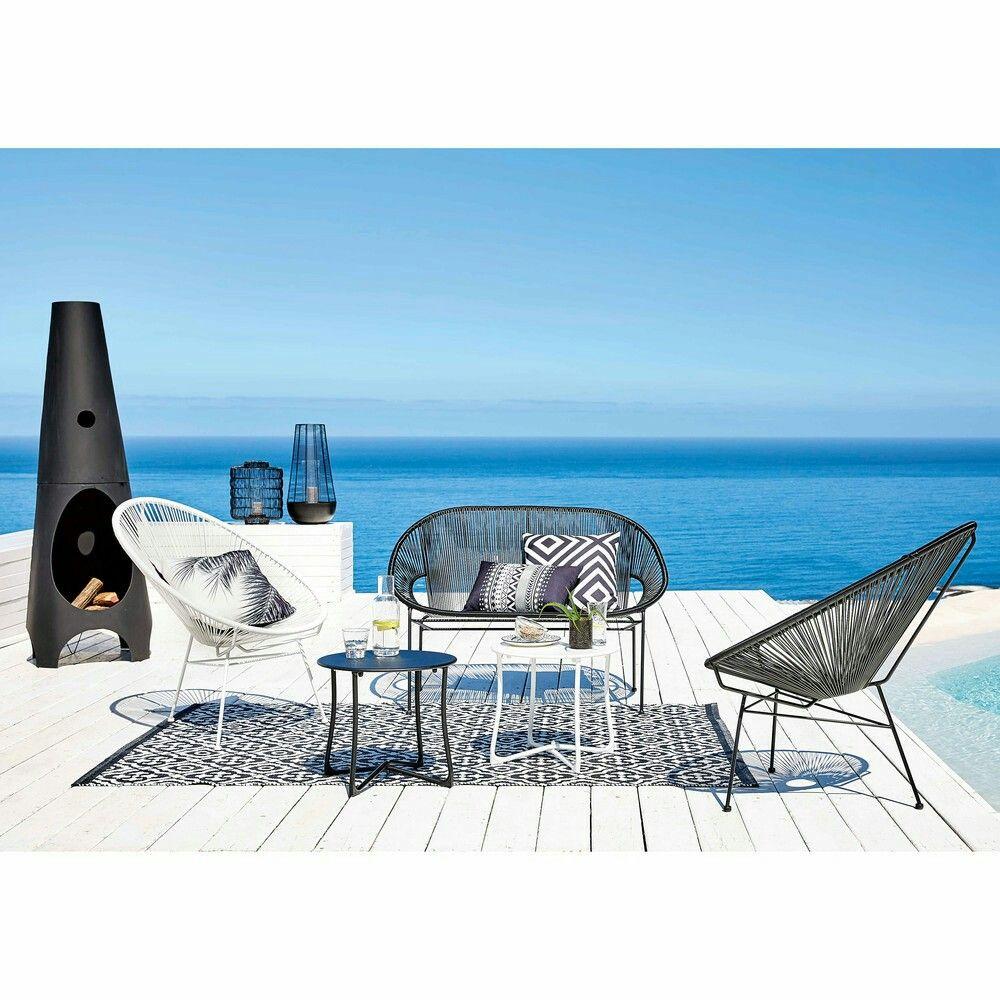 Collection maisons du monde copacabana | terrasse estelle ...