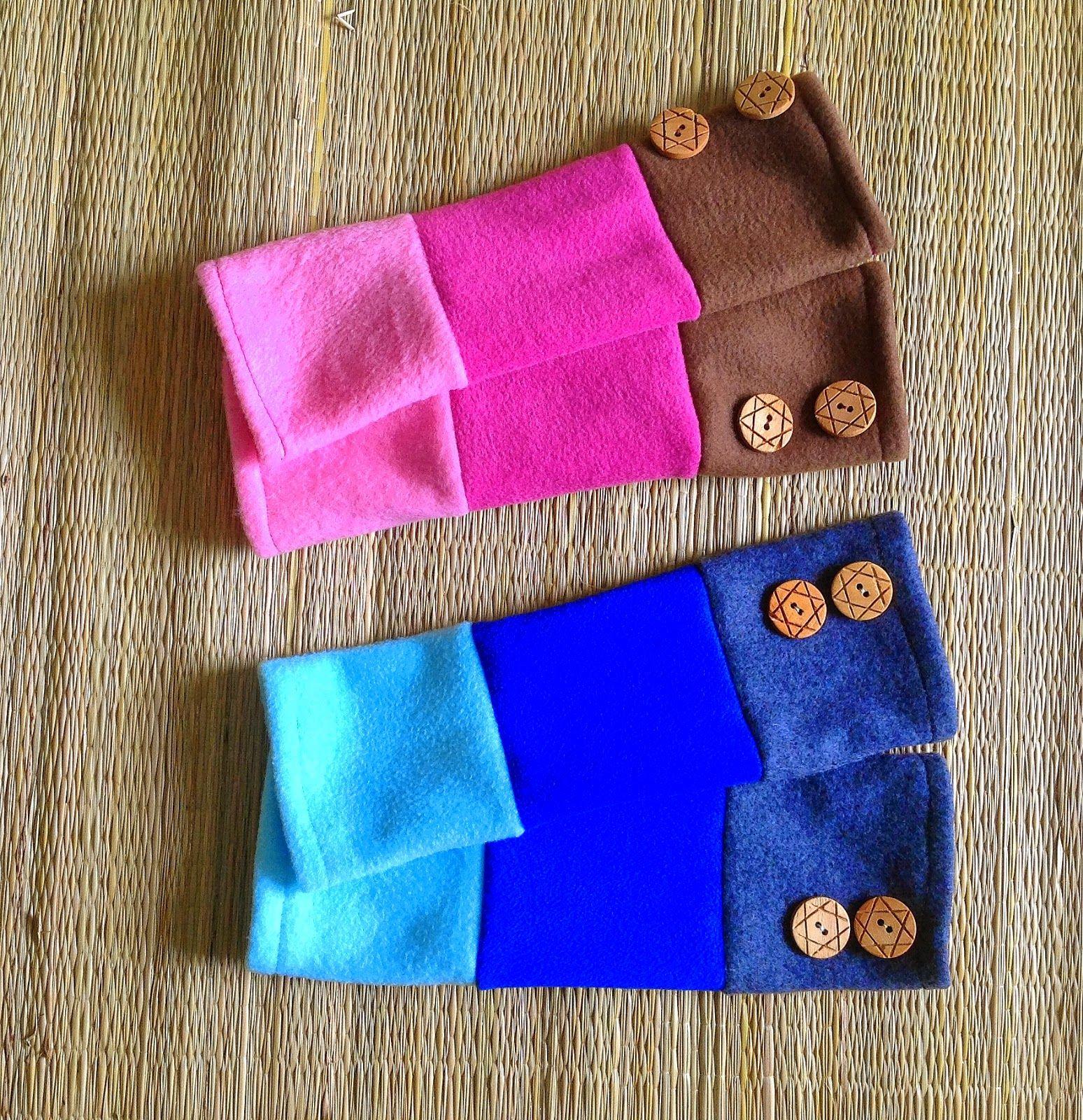 Fingerless Gloves Sewing Pattern New Design