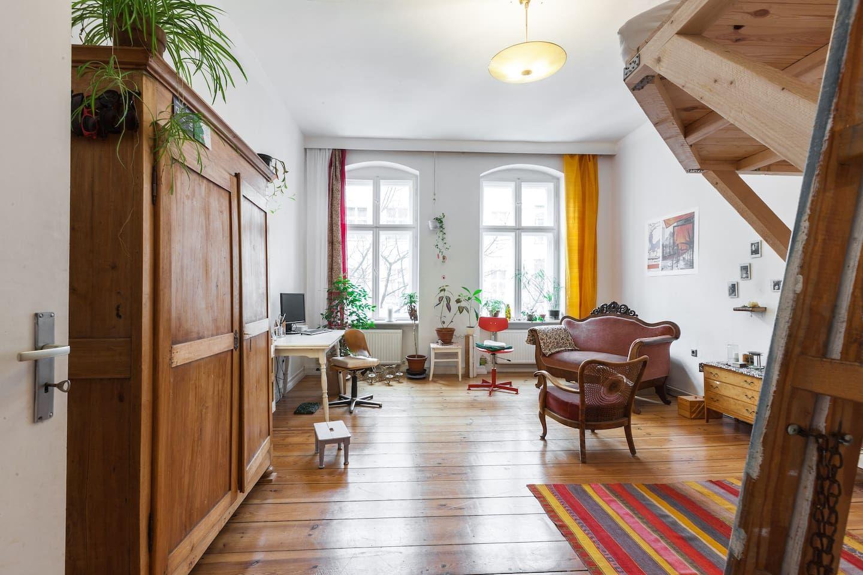Grosses Helles Wg Zimmer Im Altbau Wohnungen Zur Miete In Berlin Berlin Deutschland In 2020 Wohnung Wg Zimmer Retro Zuhause