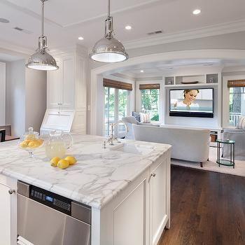 greek kitchen design. Calacatta Gold Countertops  Greek Kitchen Pinterest Gold And Cornforth White
