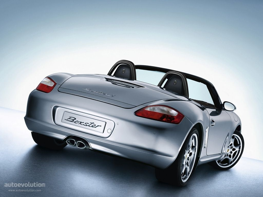 2005 08 porsche 987 boxster s generation i rear end. Black Bedroom Furniture Sets. Home Design Ideas