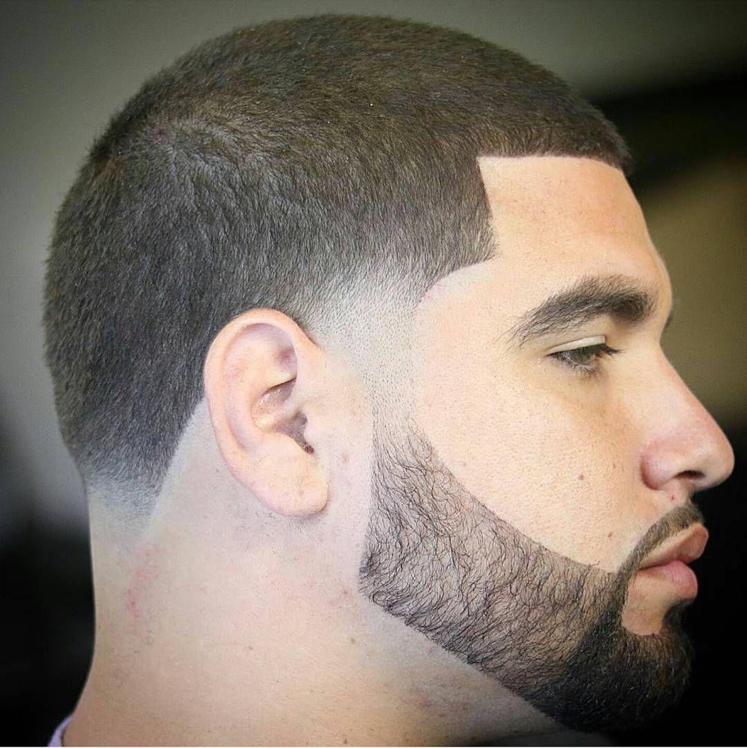 Fade Hairstyles With Beard Low Fade Haircut With Beard Bald Fade - High taper fade haircut