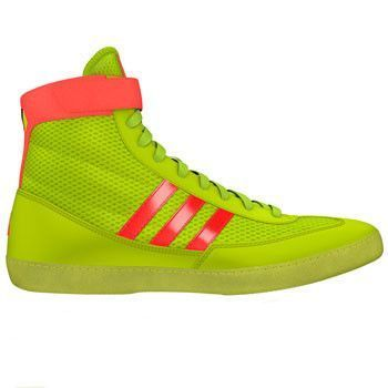 aa0336152f4648 adidas Combat Speed 4 Youth Wrestling Shoes