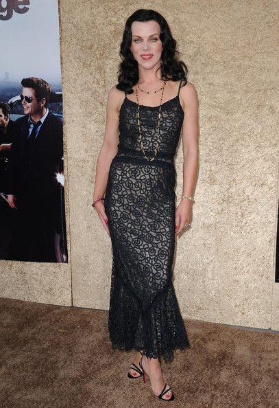 Debi Mazar Evening Dress - Debi Mazar Clothes Looks - StyleBistro