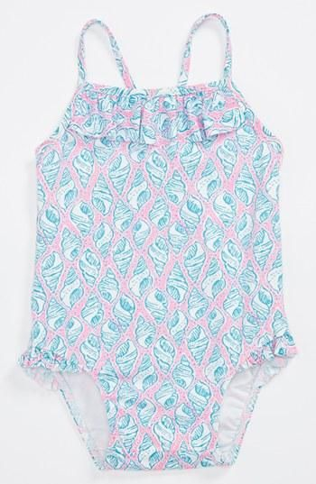 82276845b9 Lily Pulitzer One Piece Swimsuit Preppy Baby Girl, Baby Girl Shoes,