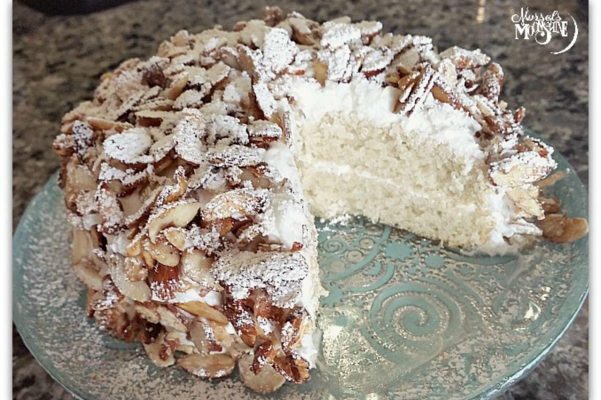 Copycat prantls burnt almond torte vegan burnt almond