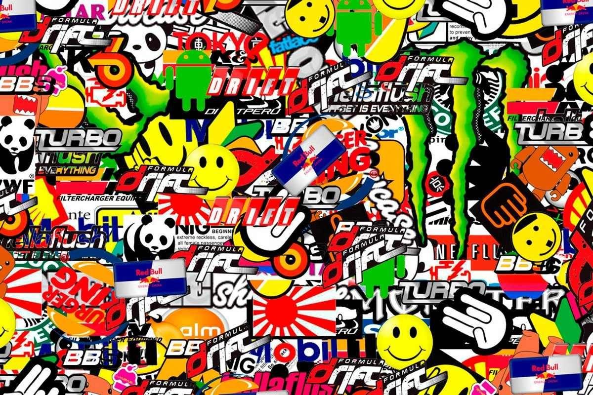 Explora Jdm, Wallpaper Stickers E Outros!