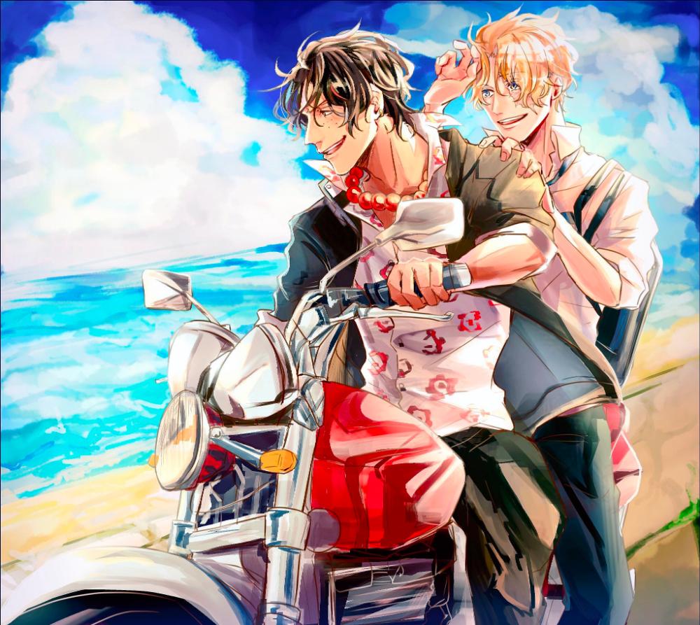 One piece image by (ヾ; ̄  ̄)ヾ One piece anime, Anime one