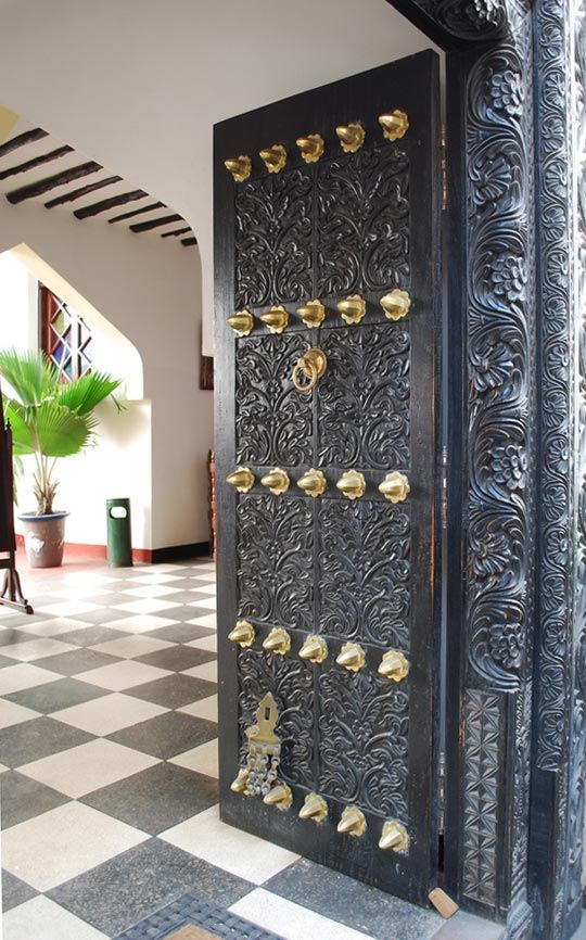 Zanzibar Style on @Apartment Therapy