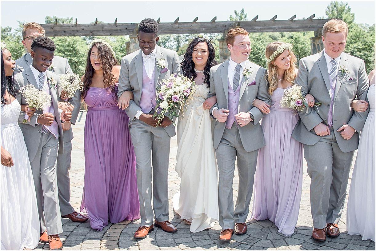 Lavender Richmond Virginia Wedding Interracial Wedding Interracial Wedding Photography Richmond Virginia Wedding