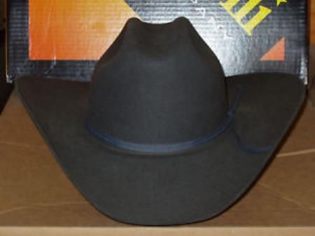 Serratelli diseñador 5x Occidental sombrero de vaquero en 105 dólares a239551fbef