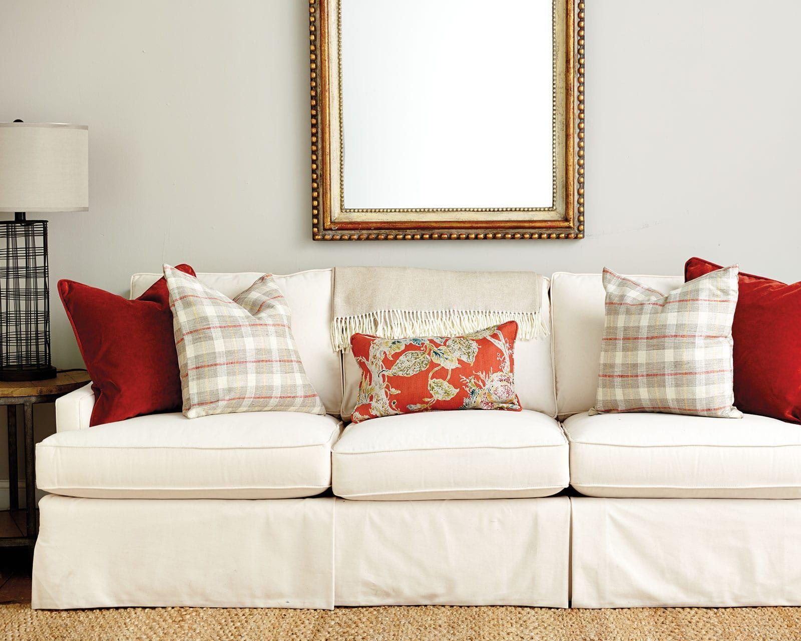 Guide To Choosing Throw Pillows Orange Throw Pillows Living