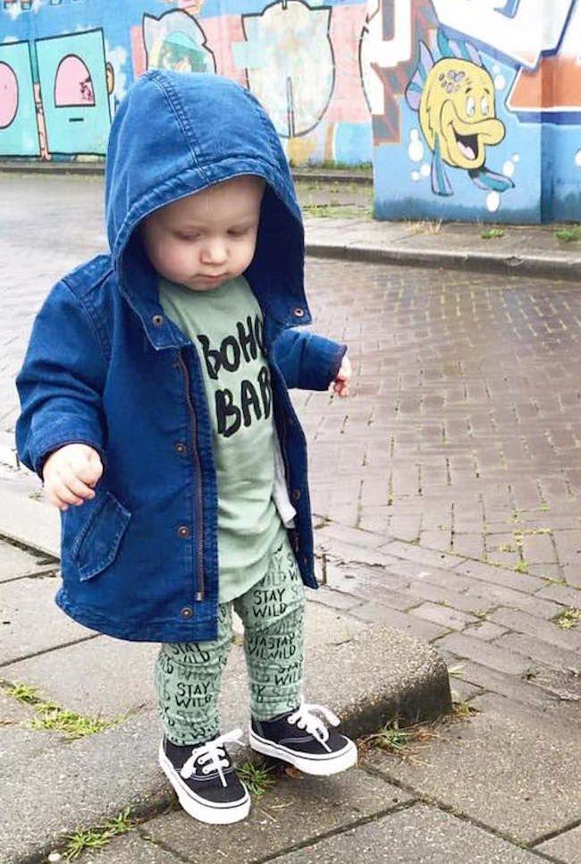 ef4a4902 Ropa moderna de bebe de la marca Eco Little Indians | Outfits ...