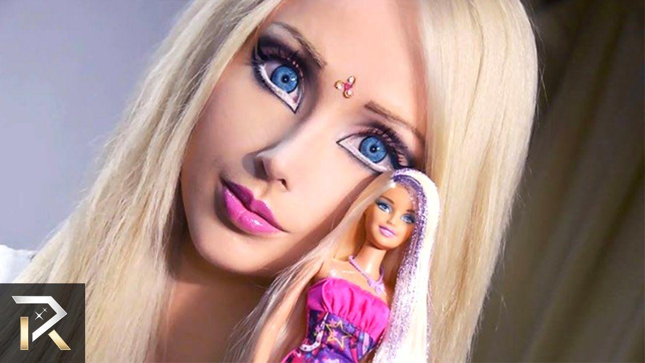 Real People Who Look Like Dolls Real Barbie Barbie Girl Barbie