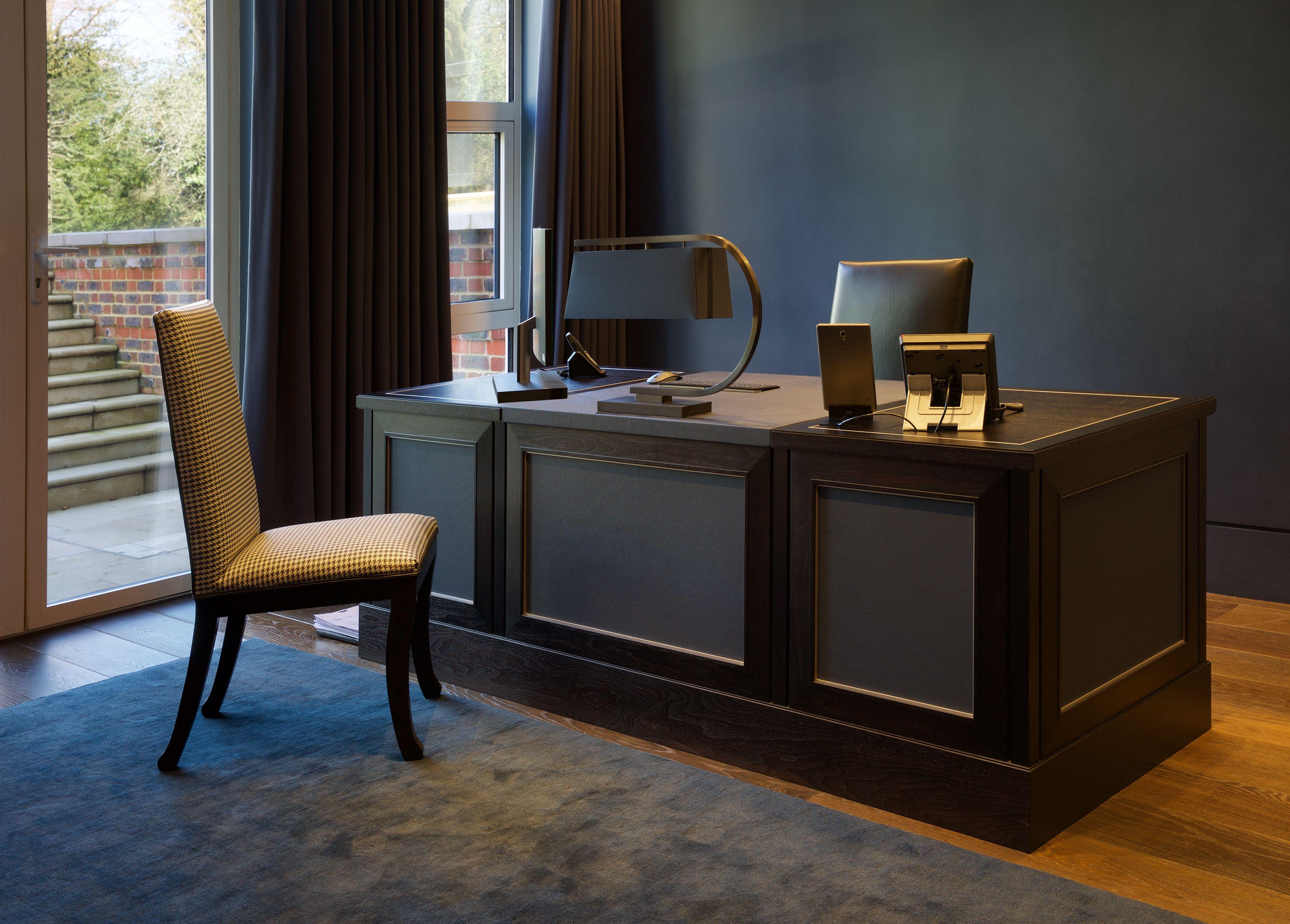 Harry Desk Lamp By Porta Romana Beverley Barnett Interiors