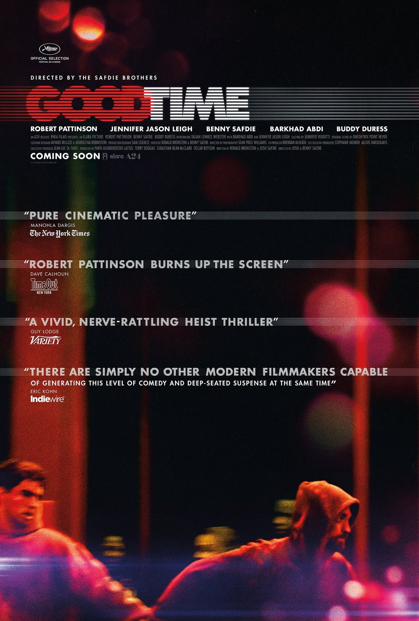 Good Time 2017 Hd Wallpaper From Gallsourcecom Movies