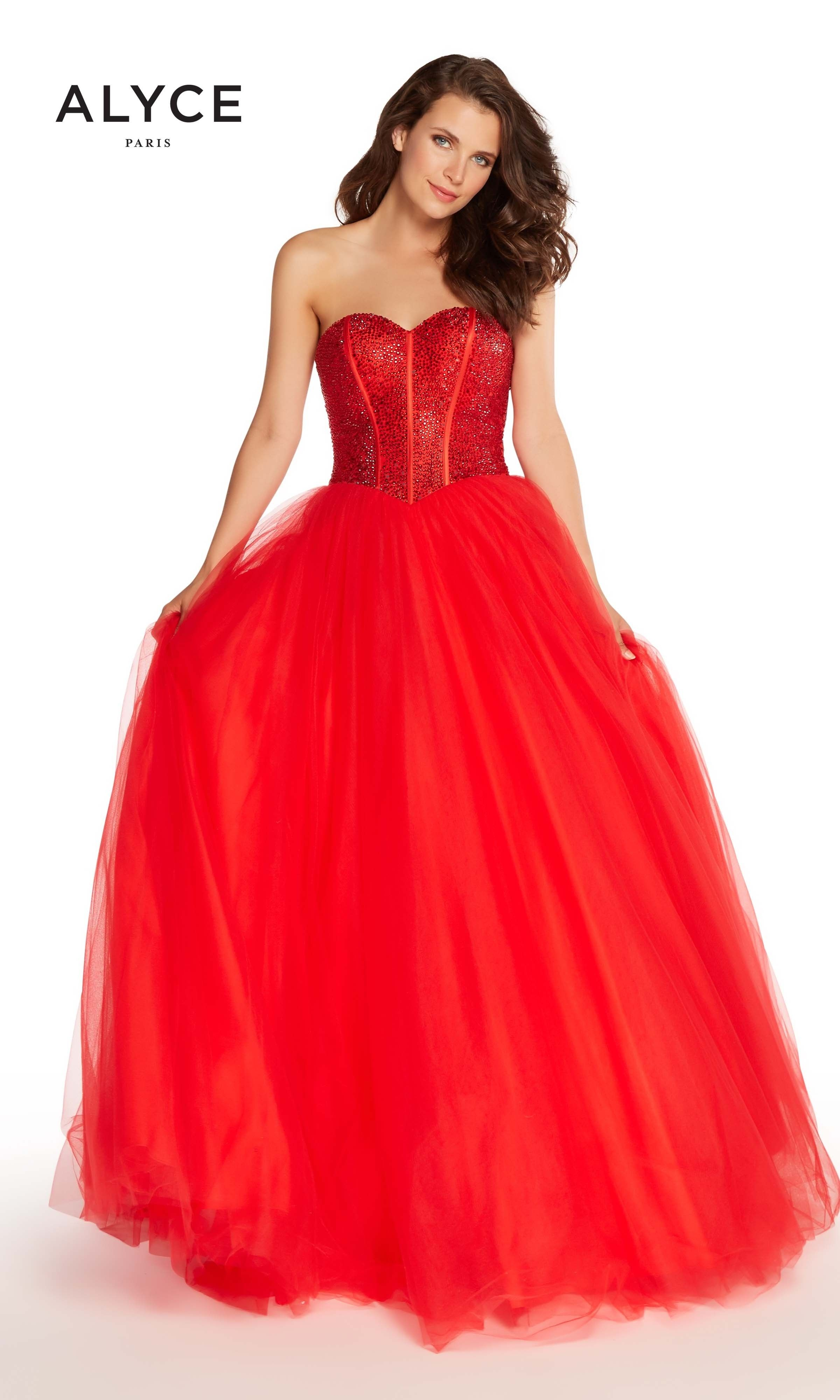 Extremely Full Ball Gowns