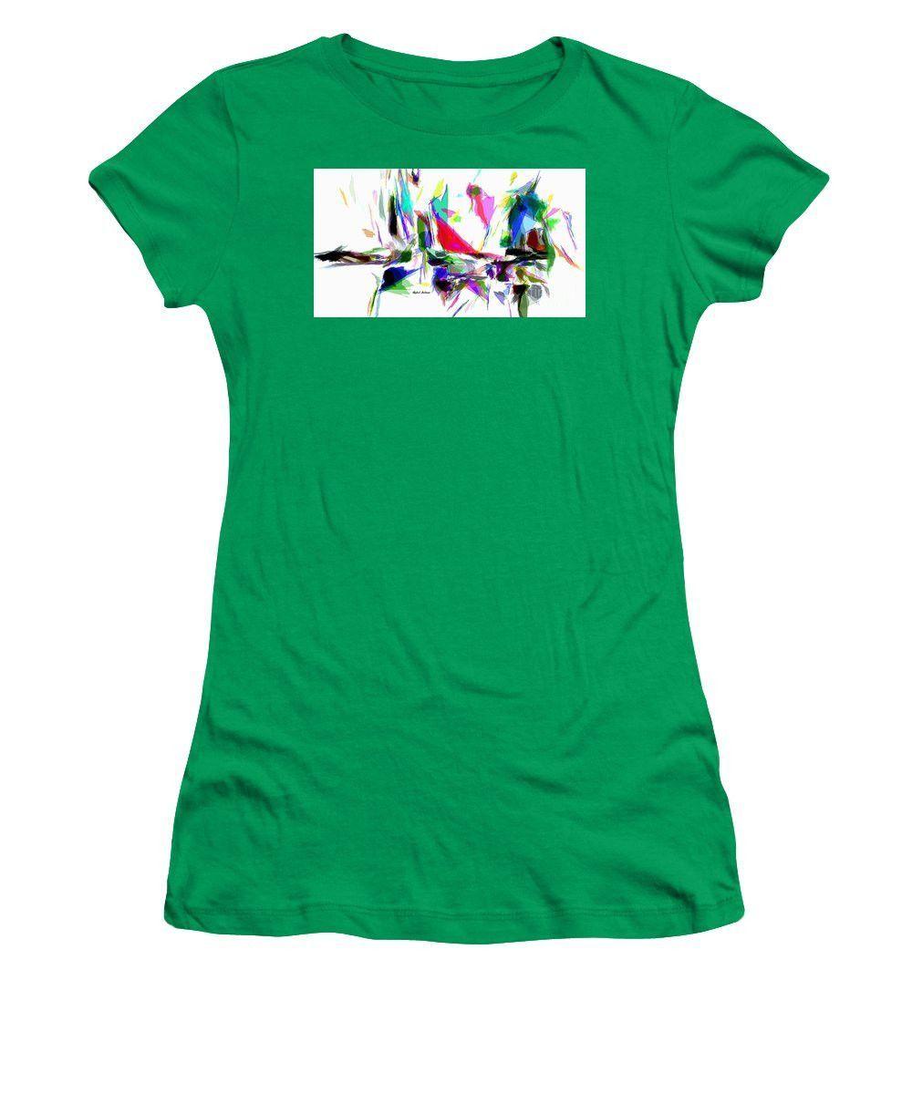 Women's T-Shirt (Junior Cut) - Party Time