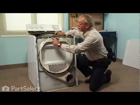 Dryer Repair Replacing The Drum Bearing Ge Part We3m26 Youtube In 2020 Dryer Repair Repair Diy Repair