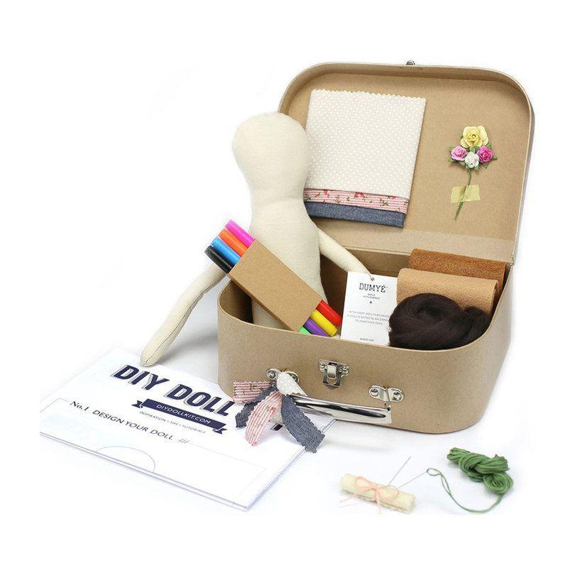 DIY Doll Kit, Talking Heads - Play Kids Dolls & Doll ...