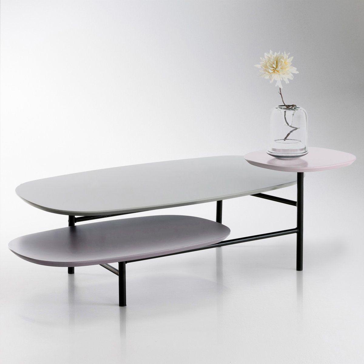 Table Basse 3 Plateaux Guillaume Delvigne Table Basse Table Basse Bois Table Basse Palette