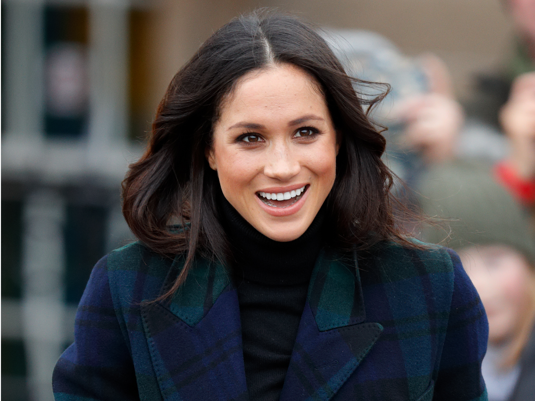 Markle is still waiting to become a British citizen even though she moved to England 2 years agoMeghan Markle is still waiting to become a British citizen even though she...