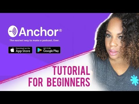 How to make your own podcast for free (Anchor App Tutorial