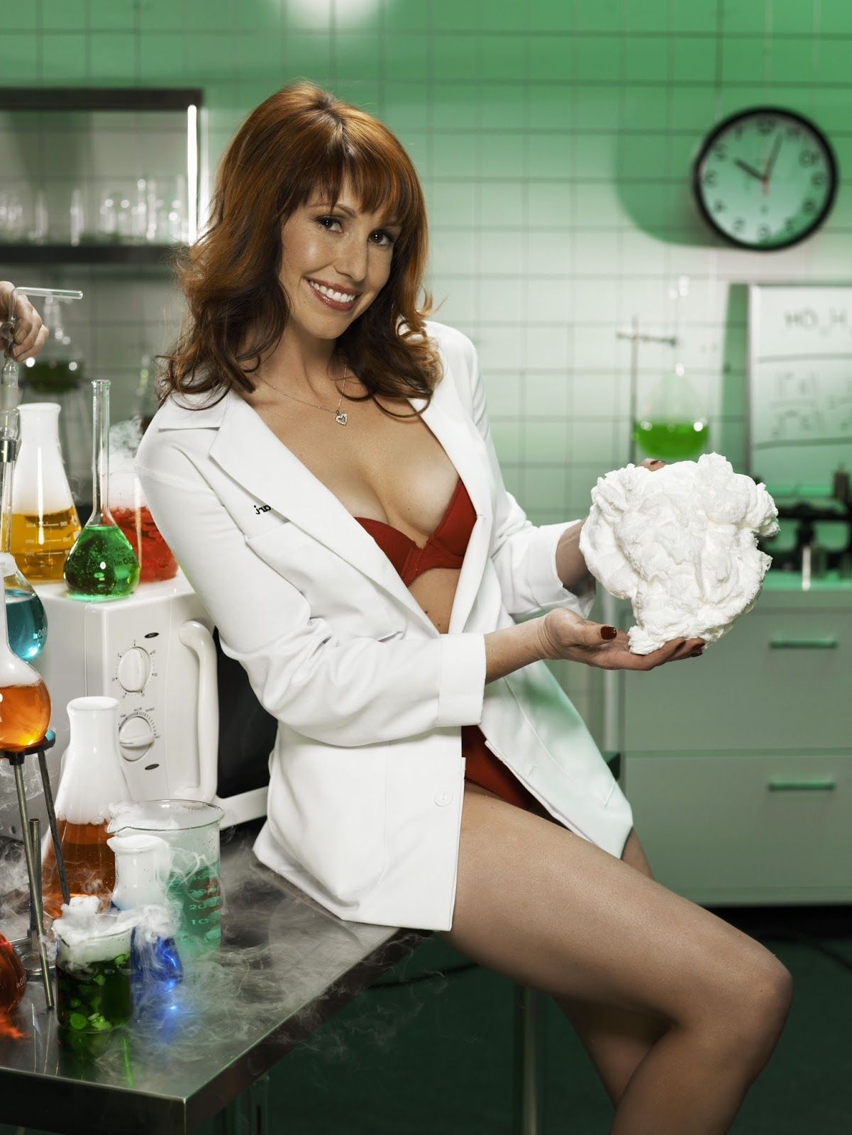 Kari Byron Nude Photos 53