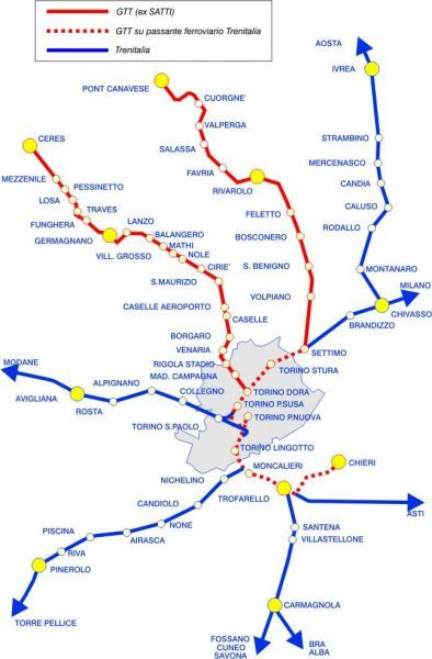 Map Of Trains In Italy.Cool Map Of Italy Train Routes Holidaymapq Italy Train Train