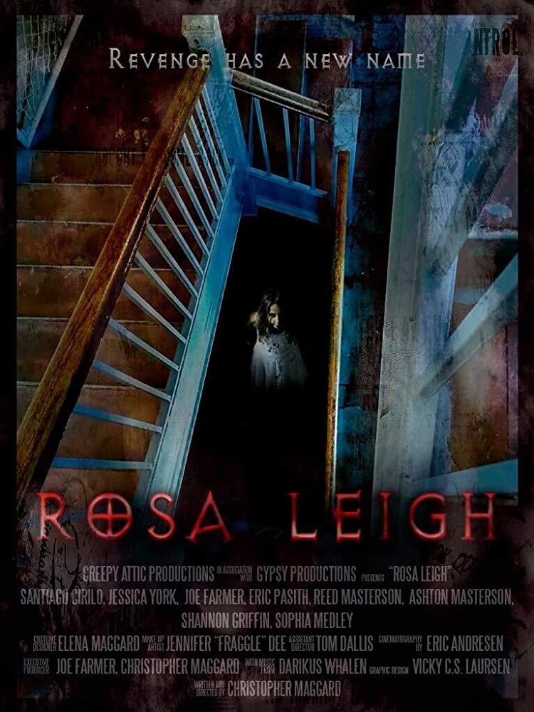 TRÁILER Rosa Leigh 2018 TERROR Cine, Trailers