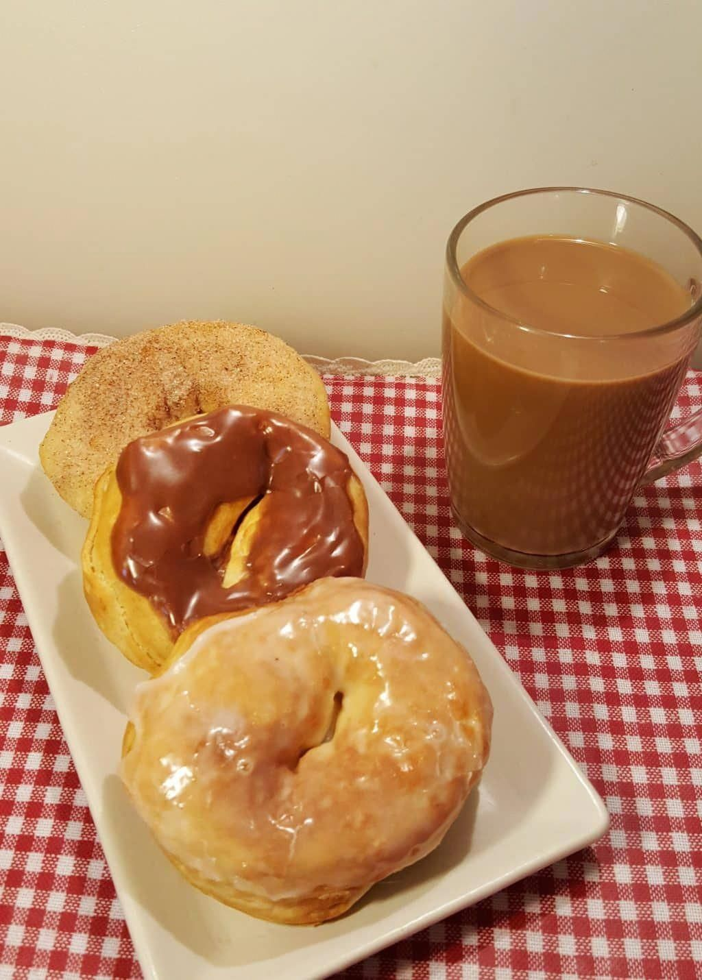 Got a craving for Donuts, but don't want to leave the house? Try these Quick Air Fryer Doughnuts and enjoy them with your morning coffee.