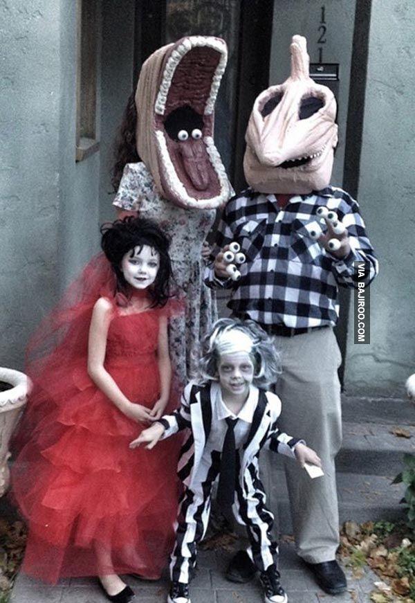 20 Scariest Halloween costumes — Bajiroo.com