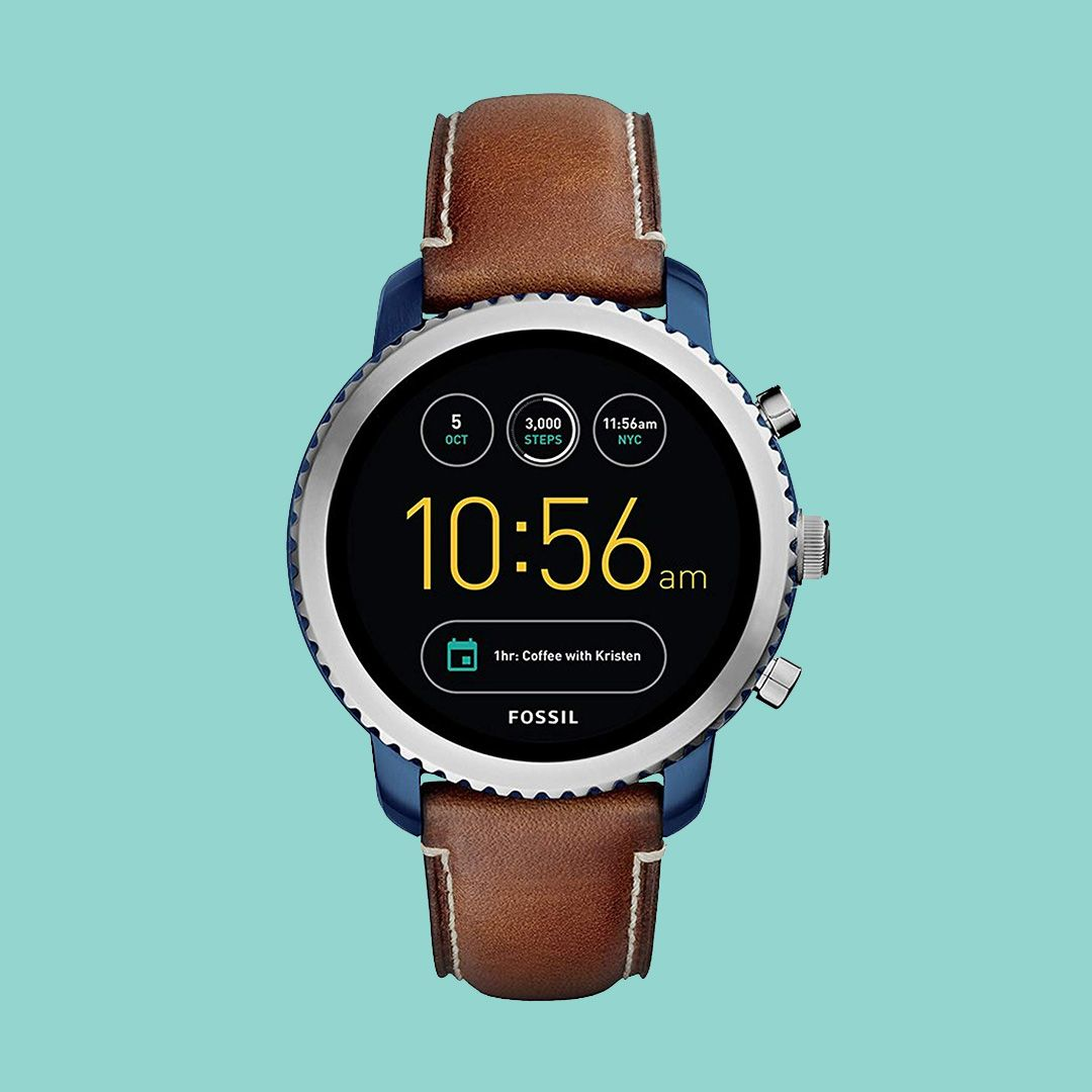 FOSSIL Q GEN 3 EXPLORIST. Powered with Wear OS by Google