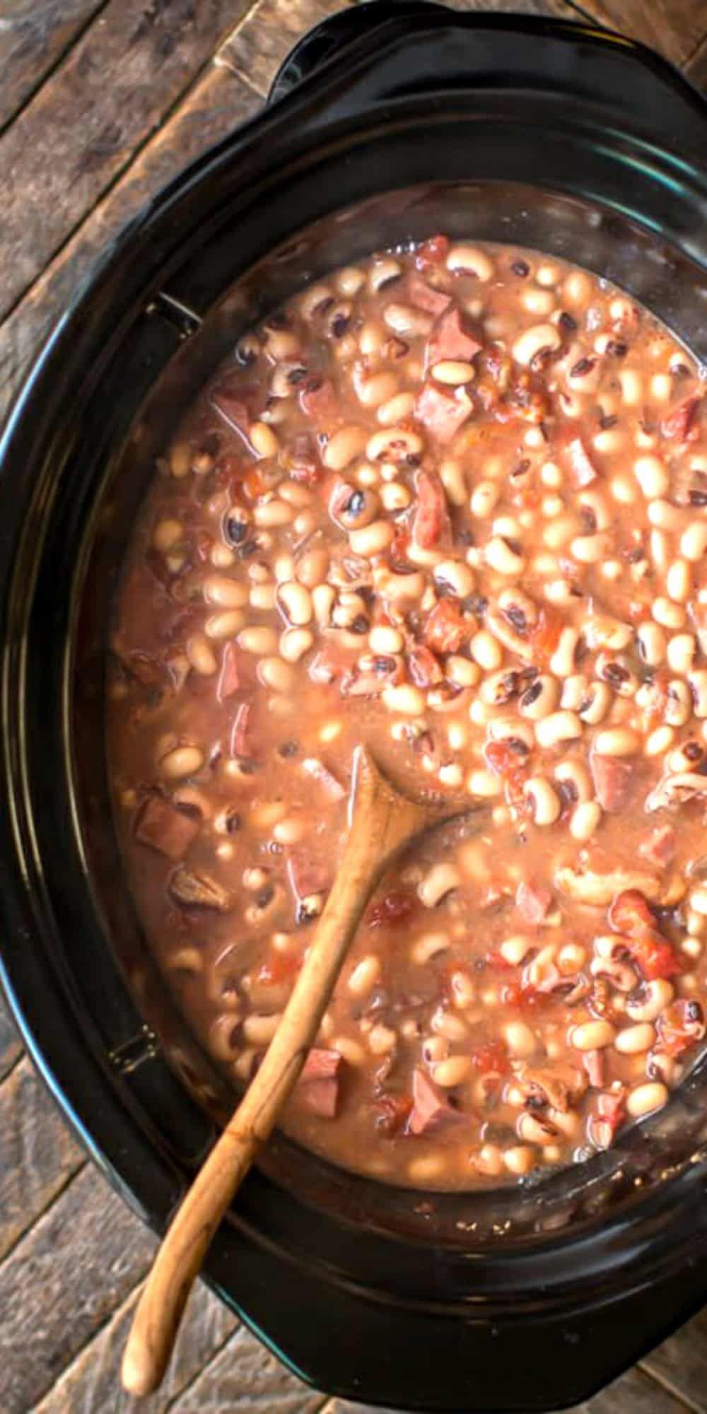 New Year's BlackEyed Peas Recipe Black eyed peas