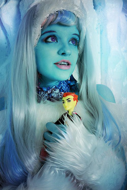 Abbey Bominable | Monster high cosplay, Monster high ...